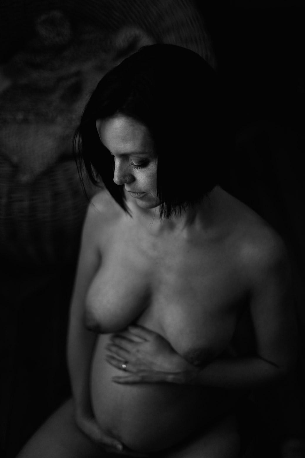 Une belle séance photo grossesse