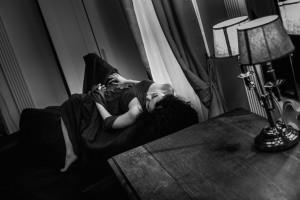 Photographe à Lyon de photo glamour et sensuelle. Robe, lingerie, nu