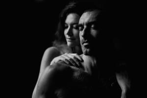 Séance photo intime en couple à Lyon sérénité
