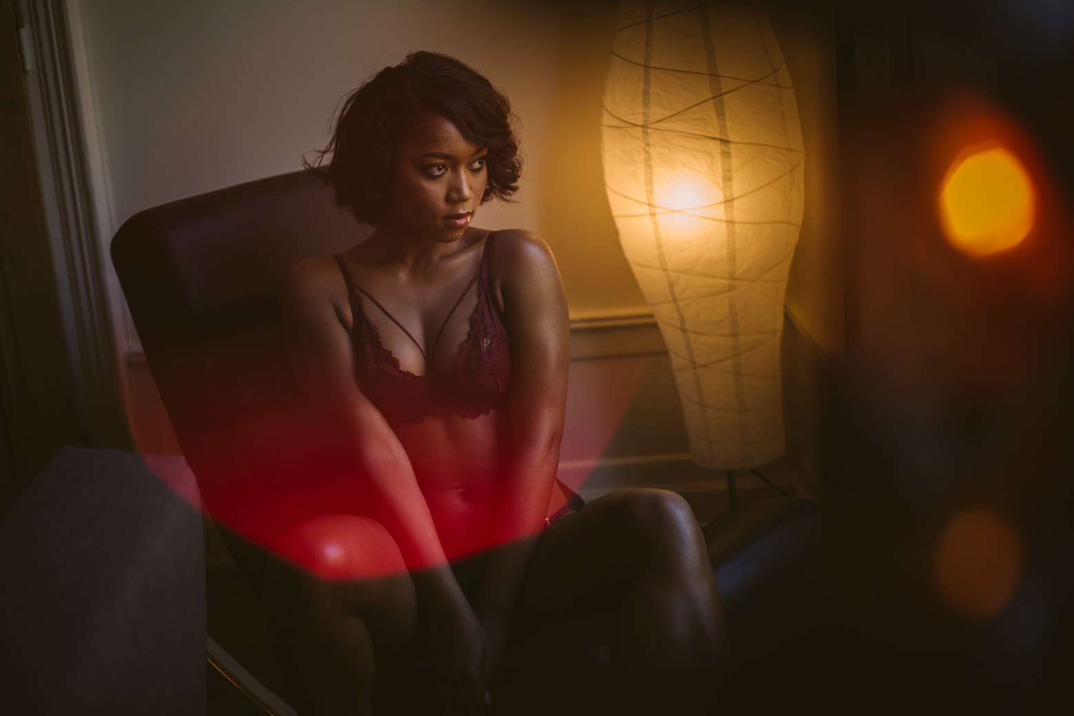 Comment se passe une séance photo boudoir?