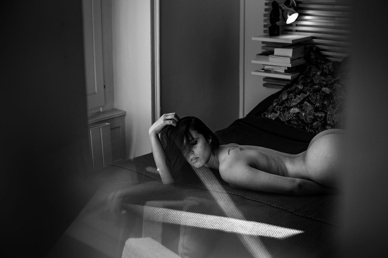 Une séance boudoir érotique incroyable