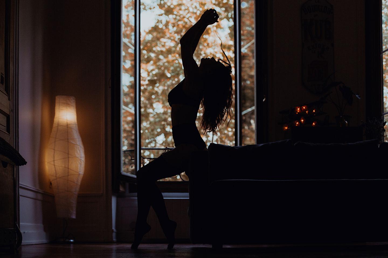 Avis de fraîcheur sur la canicule. Ou pas.. Séance photo boudoir, intime, à Lyon avec un photographe professionnel