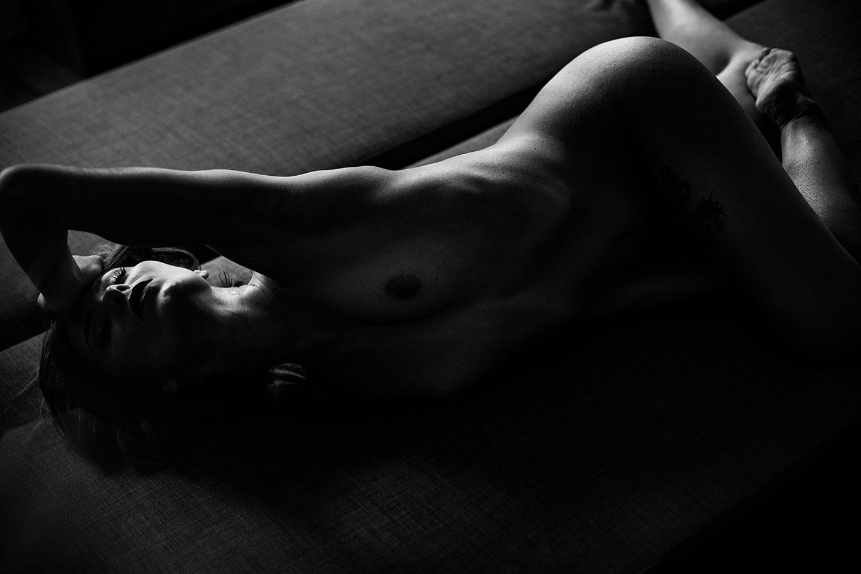Photographe de boudoir et photos intimes à Lyon