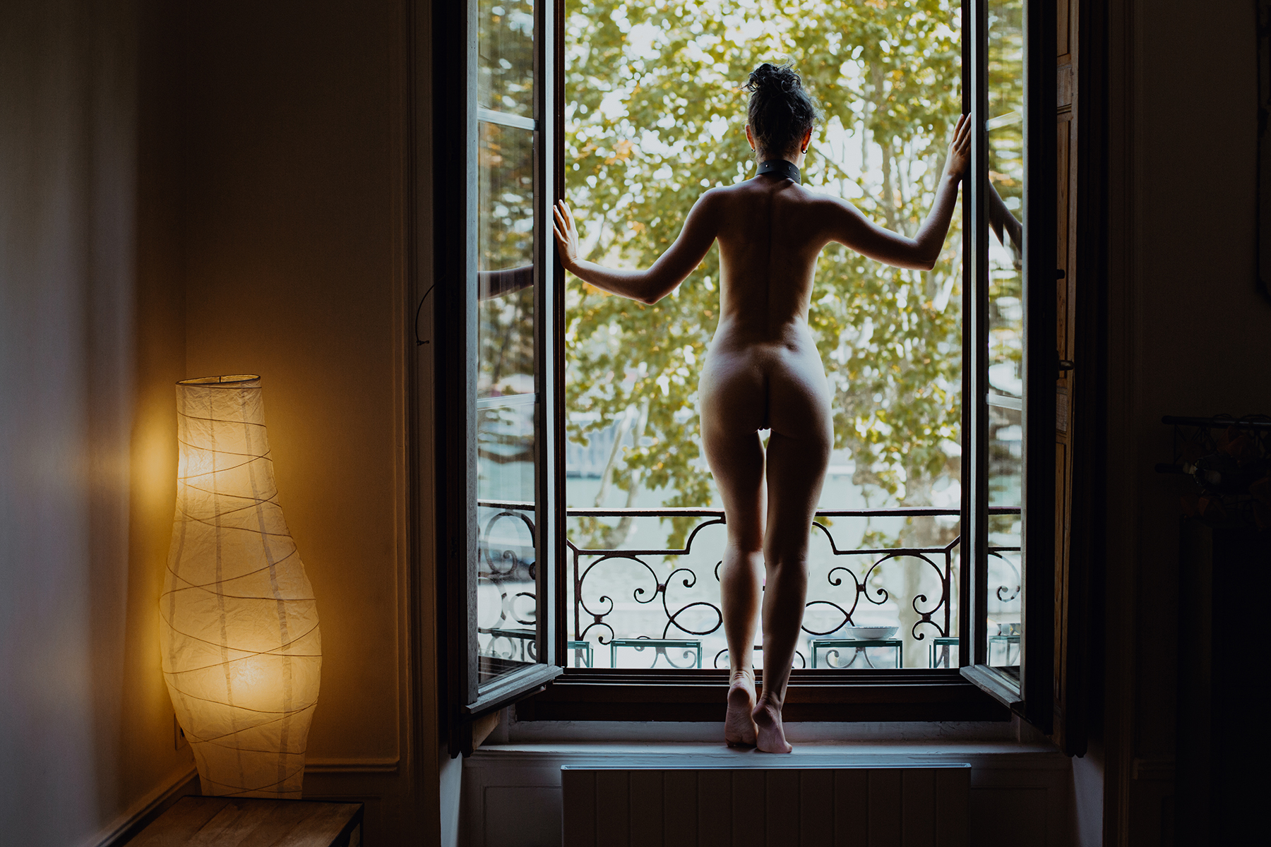 reportage photo boudoir à Lyon