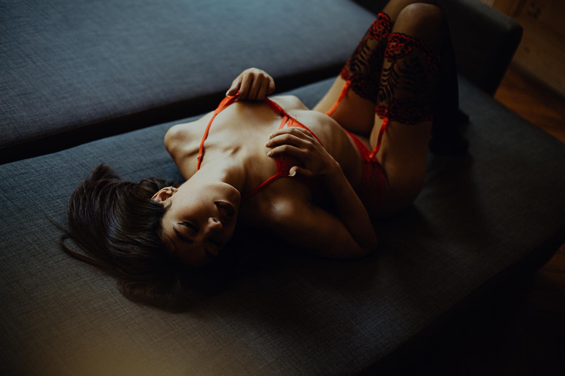 Photographe porn'art et érotique à Lyon