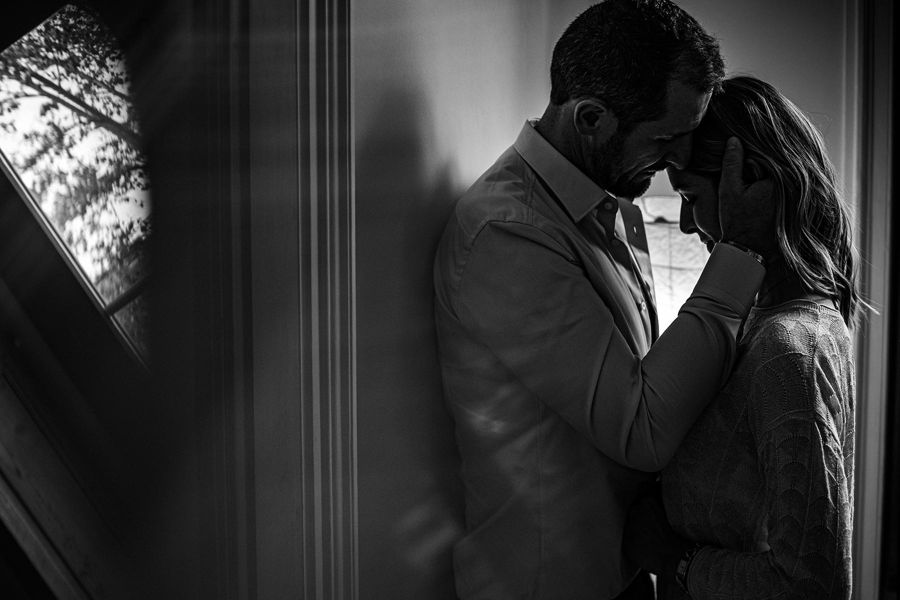 Séance photo de couple en porn'art